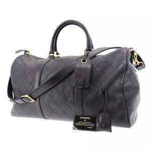 💎CHANEL💎BOSTON DUFFLE BAG